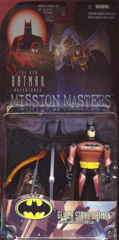 Glider Strike Batman