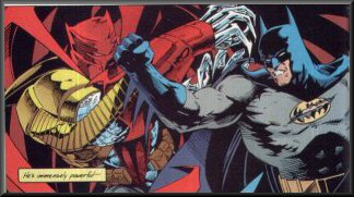 Feeling somewhat responsible for Jean Paulu0027s condition Batman gave him his Azrael costume and urged him to learn more about himself from the Order of St. ... & Batman YTB - Fansite For Batman Comics Toys Figures News and more!