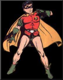 Dick grayson alter ego