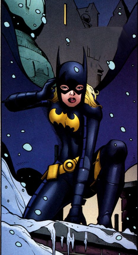 Batmanytb Character Profiles Batgirl Iv Stephanie Brown