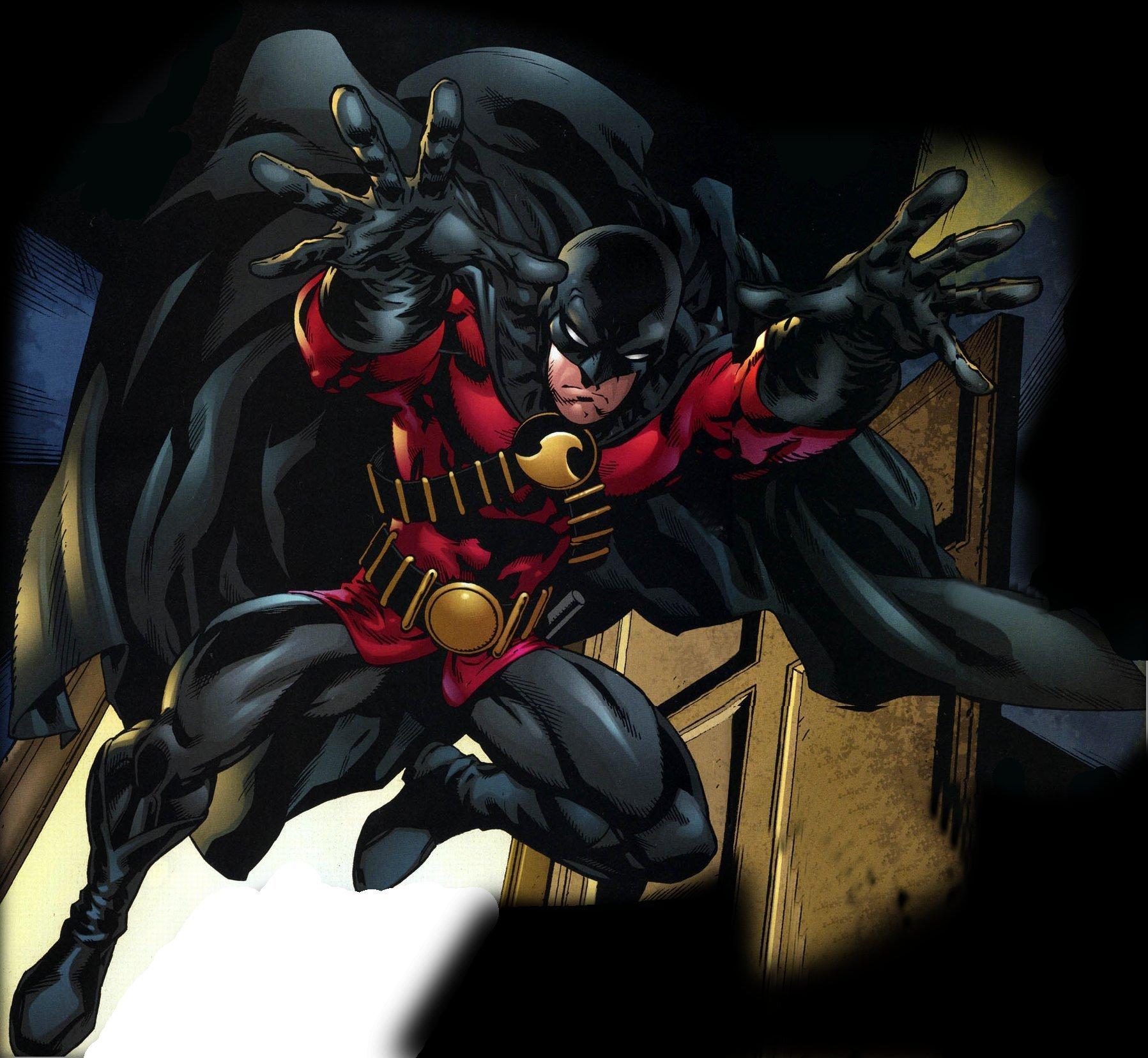 Batman YTB - Fansite F...