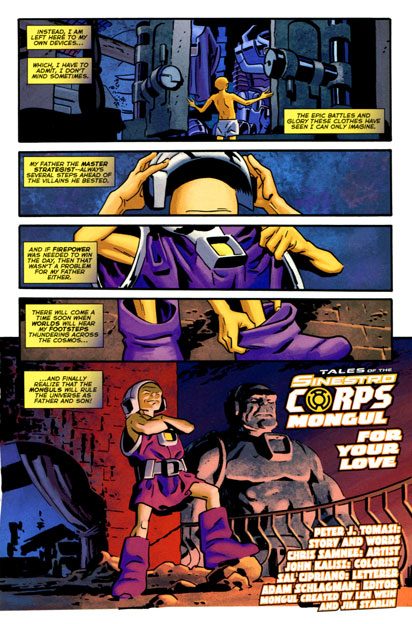 Comic books in Blackest Night