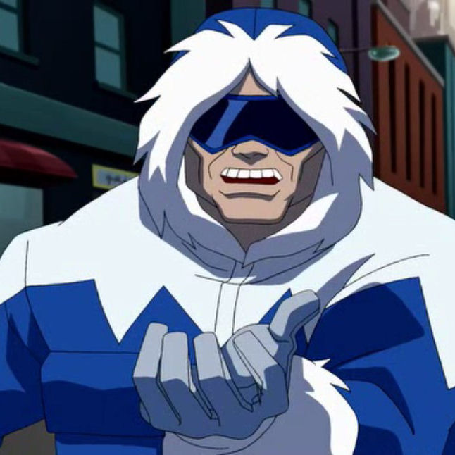 Captain ColdYoung Justice Captain Cold
