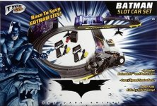 Batman Slot Car Set