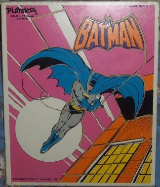 Batman YTB | Batman Puzzles