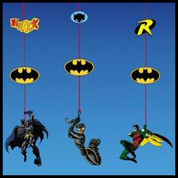 Batman YTB | Batman Christmas Ornaments
