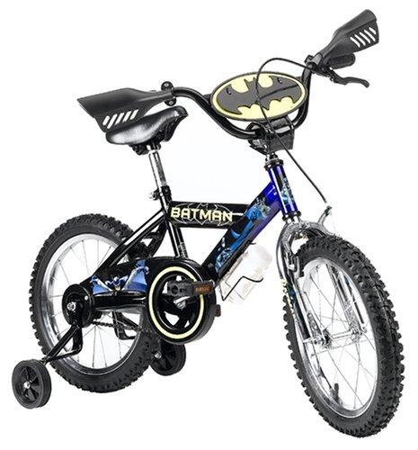 """DC Comics 16/"""" Batman Boys Bike"""